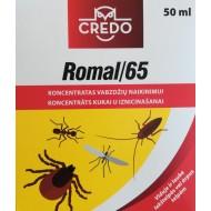 Insekticidas ROMAL 65 nuo vabzdžių (koncentratas) 50ml (10030)