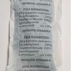 FACORAT PELLETS graužikų naikinimui, 1kg (02107)