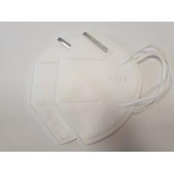 Apsauginė veido kaukė – respiratorius FFP2 / KN95 (1pak*2vnt.) (06261)